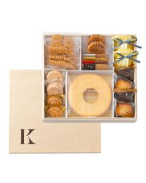 KINOTOYA Gift Special Selection (C) wooden box specifications Made in HOKKAIDO Free Shipping New Box