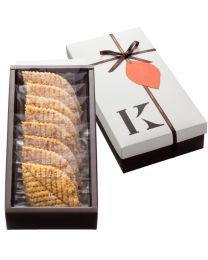 KINOTOYA Baked & Cake Elm forest 8 pieces of Made in HOKKAIDO Free Shipping New Box
