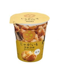 HORI Snack Potatoes Colo salty cup Made in HOKKAIDO Free Shipping New Box