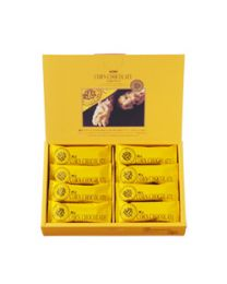 HORI Chocolate Sugar cane chocolate 16 pieces Made in HOKKAIDO Free Shipping New Box