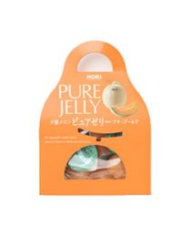 HORI Jelly Yubari melon pure jelly Petit Gold Petit carry 12 pieces Made in HOKKAIDO Free Shipping New Box