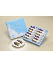 Ishiya Seika Mifuyu (Mifuyu) 12 pieces Made in HOKKAIDO Free Shipping New Box