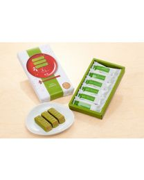 Ishiya Seika Mifuyu (Mifuyu) green tea 6 pcs Made in HOKKAIDO Free Shipping New Box