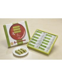 Ishiya Seika Mifuyu (Mifuyu) green tea 12 pieces Made in HOKKAIDO Free Shipping New Box
