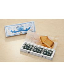 Ishiya Seika Shiroi Koibito (White Lover) White 9 pieces  Made in HOKKAIDO Free Shipping New Box