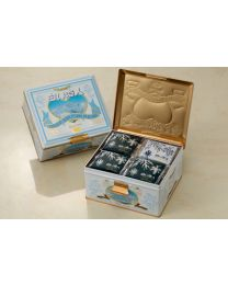 Ishiya Seika Shiroi Koibito (White Lover) 36 pieces (White 27 pieces & Black 9 pieces) Made in HOKKAIDO Free Shipping New Box