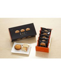 ISHIYA SEIKA Baked & Cake i・Gateau 5 packs Made in HOKKAIDO Free Shipping New Box