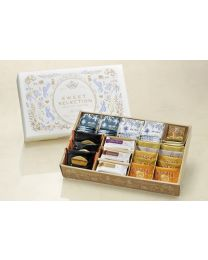 ISHIYA SEIKA Candy Koibito Hiroba Couple Square 54 pieces Made in HOKKAIDO Free Shipping New Box