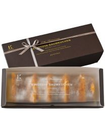 KINOTOYA Baked & Cake Baumkuchen cheese Pyrenees cut Made in HOKKAIDO Free Shipping New Box