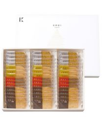 KINOTOYA Cookie Nango Road 42 pieces Made in HOKKAIDO Free Shipping New Box