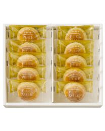 KINOTOYA Baked & Cake Pure milk 10 pieces Made in HOKKAIDO Free Shipping New Box