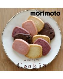 MORIMOTO Cookie cookies 18 pieces Made in HOKKAIDO Free Shipping New Box
